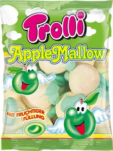 Trolli Apple Mallow 150g