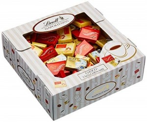 Lindt Napolitains Mix  792g