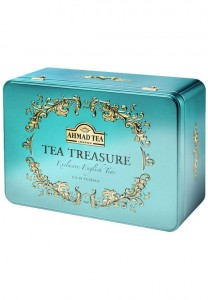 Ahmad  Tea Treasure 6 x 10 herbat