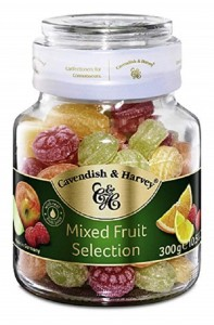 Cavendish & Harvey  Mixed Fruit Selection 300g