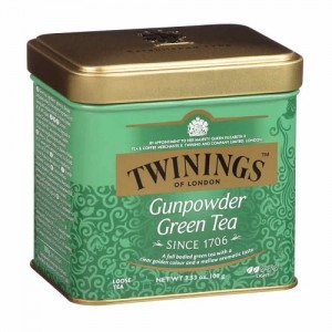 Twinings Grunpowder Green Tea 100g