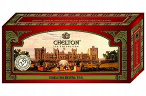 Chelton herbata English Royal Tea - 25 torebek