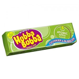 Hubba Bubba Apple 35g