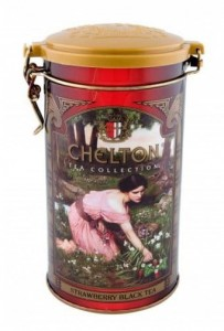 Chelton Strawberry Black Tea 120g