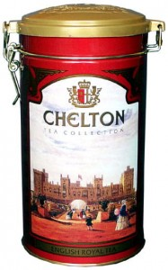 Chelton English Royal Tea 120g