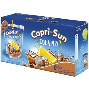 Capri-Sun Cola Mix /op 10szt/