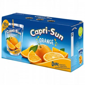 Capri-Sun Orange /op 10szt/