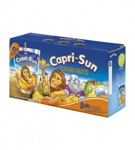 Capri-Sun Safari Fruits /op 10szt/