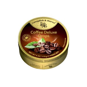 Cavendish & Harvey Deluxe Coffee Drops 175g