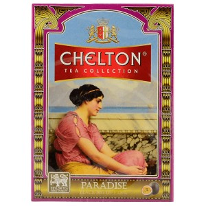 "Chelton English Black Tea ""Paradise"" 100g"