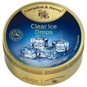 Cavendish&Harvey Clear Ice Drops 200g