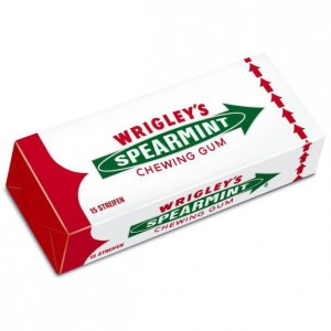 Wrigleys Guma  Spearmint