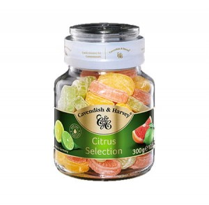 Cavendish & Harvey  Citrus Selection   300g