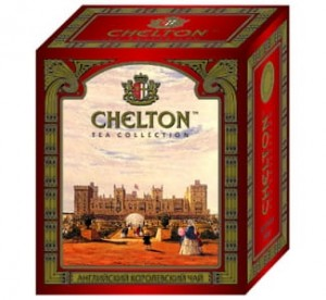 Chelton herbata English Royal Tea liściasta 100g