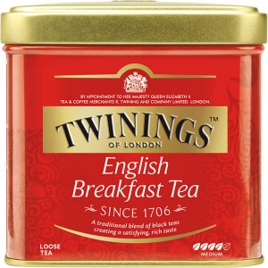 Twinings English Breakfast Tea 100g