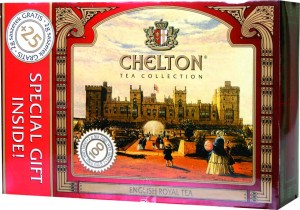 Chelton English Royal Tea 250g