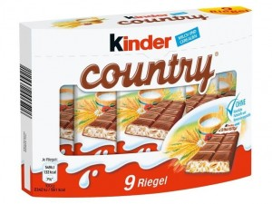 Ferrero Kinder Country 211,5g