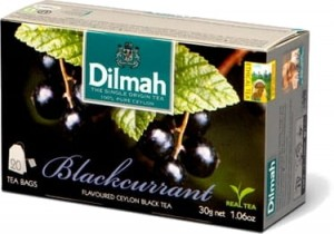 Dilmah Blackcurrant 30g