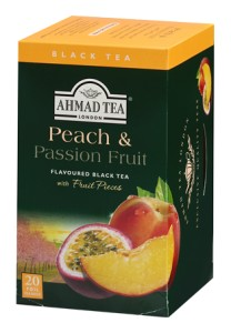 Ahmad Peach&Passion Fruit 30g
