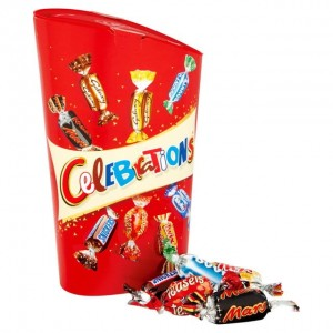 Celebrations Mix Cukierków 240g