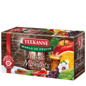 Teekanne Wordl Of Fruits Magic Moments 50g