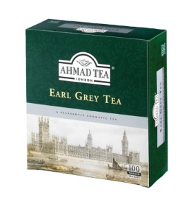 Ahmad Earl Grey 100 Tagged Teabags