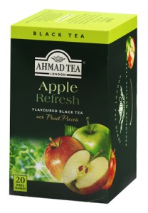 Ahmad Apple Refresh 20 Foil Teabags