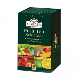 Ahmad Fruit Tea Selection