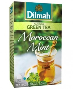 Dilmah Moroccan Mint 30g