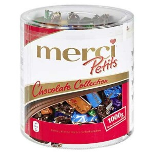 Merci Petit Chocolate Collection  1000g