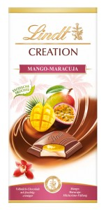 Lindt Creation Mango-Maracuja 150g