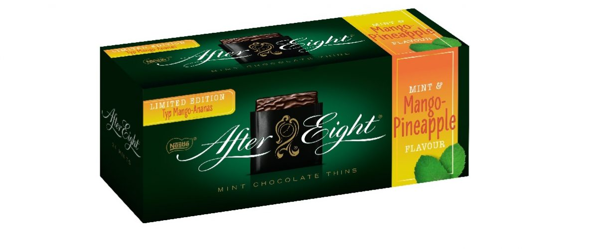After Eight Mint& Mango-Pineapple 200g